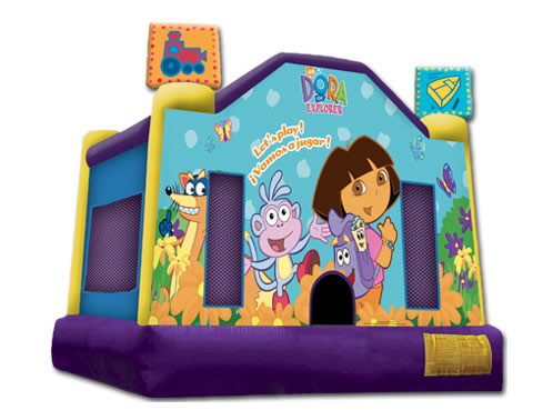 Dora the explorer Large Jumper2