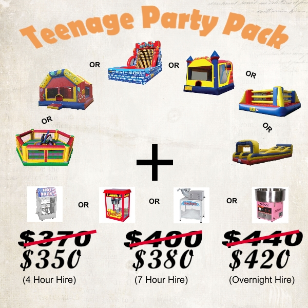 TEENS PARTY PACK Special 001