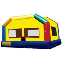 Adult Fun House Ninja jump front2