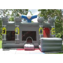 Brisbane Jumping Castles - Wizard Jump Slide Castle