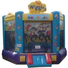 Wiggles Jumping Castles 3