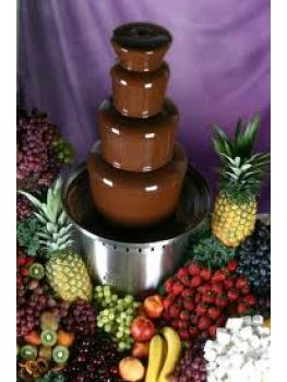 Chocolate Fountain 10