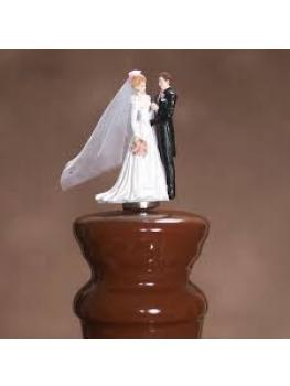 Chocolate Fountain for Wedding Day