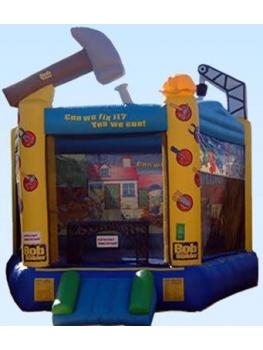 Bob The Builder Jumping Castle