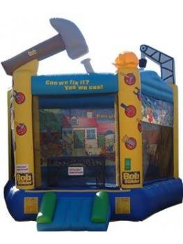 Bob The Builder Jumping Castles