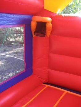Party House Basketball hoop2