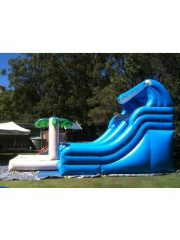 Waterslide No.1 Side shot
