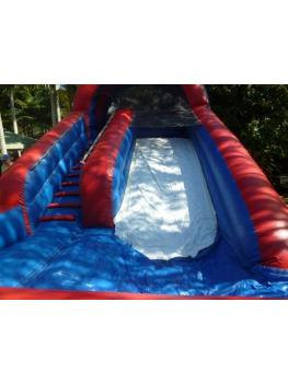 Waterslide No.2 Close front view