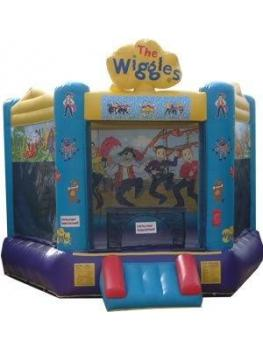 Wiggles Jumping Castles 1