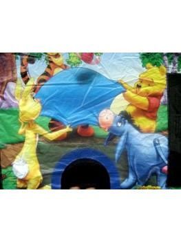 Winnie The Pooh 4X4m Entrance Graphics